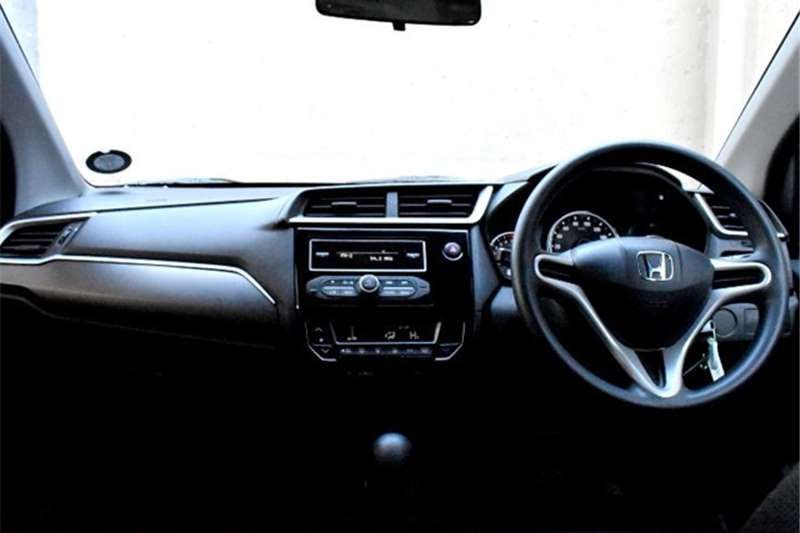 Used 2018 Honda BR-V 1.5 Comfort auto