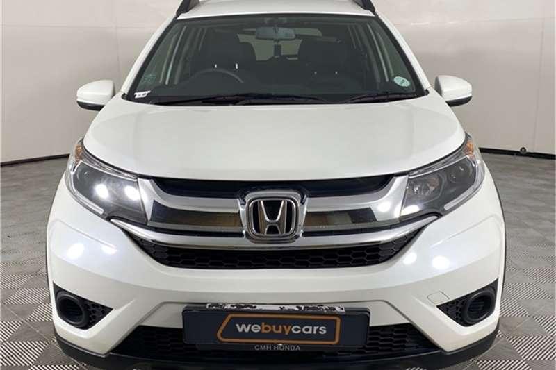 Used 2019 Honda BR-V 1.5 Comfort auto