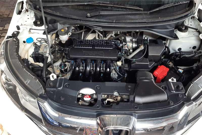 Used 2017 Honda BR-V 1.5 COMFORT CVT