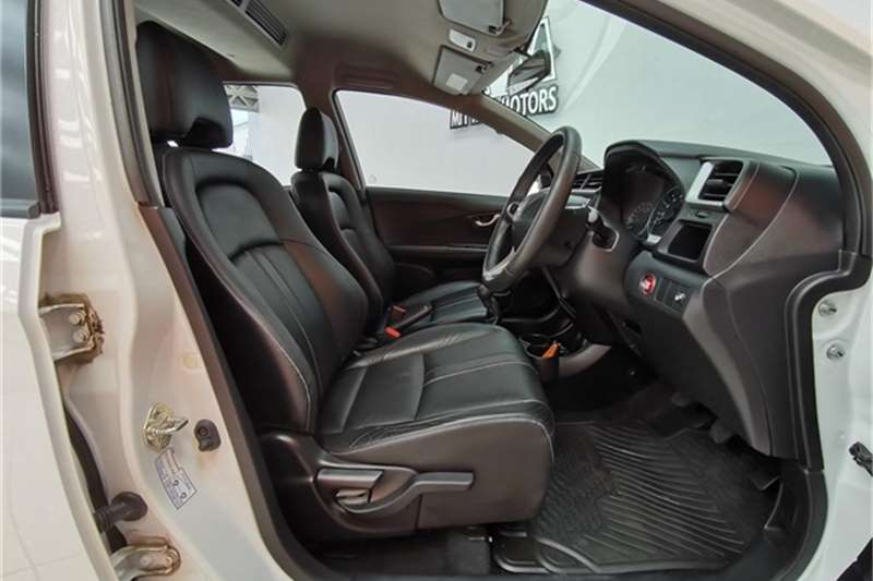 2017 Honda BR-V BR-V 1.5 Elegance