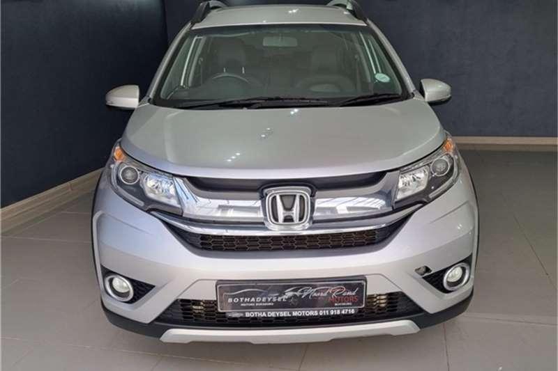 Used 2018 Honda BR-V 1.5 Elegance