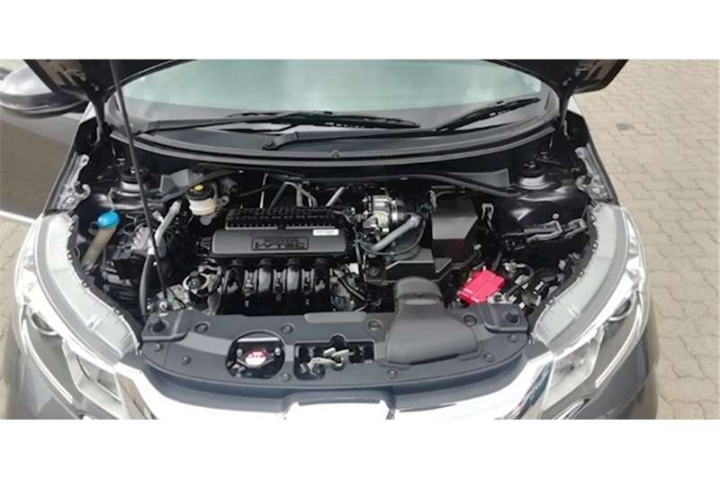 Honda BR-V 1.5 Elegance 2019