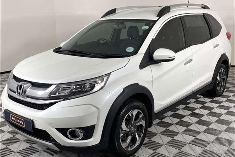 Used 2017 Honda BR-V 1.5 Elegance auto