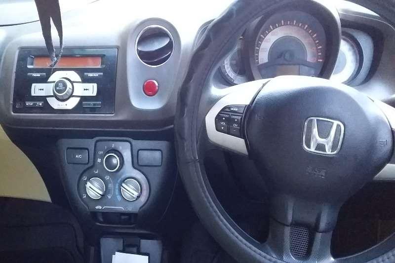 Used 2013 Honda Brio 1.2 Comfort
