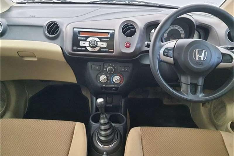 2014 Honda Brio Brio 1.2 Comfort