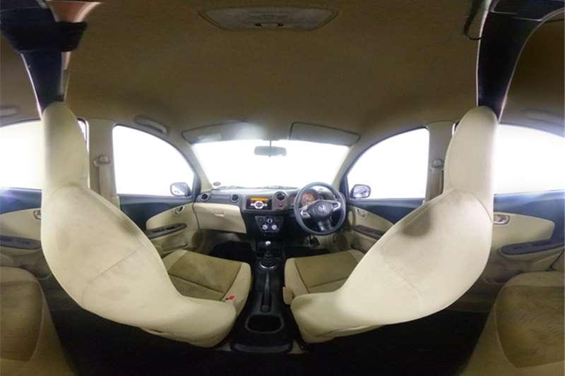Used 2014 Honda Brio 1.2 Comfort