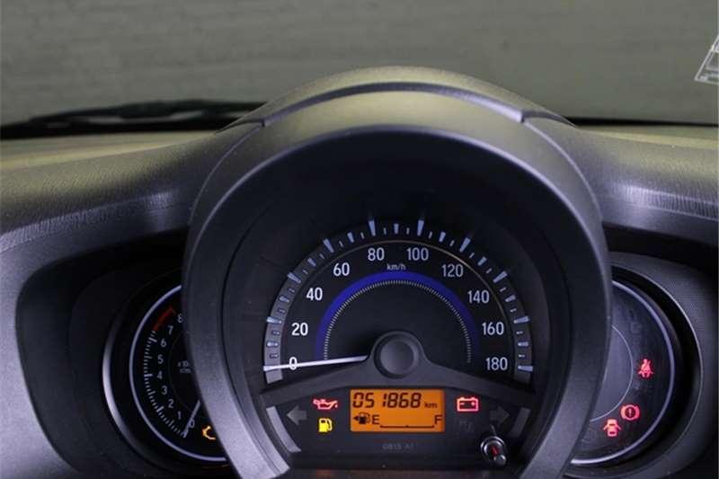 Honda Brio 1.2 Comfort 2015