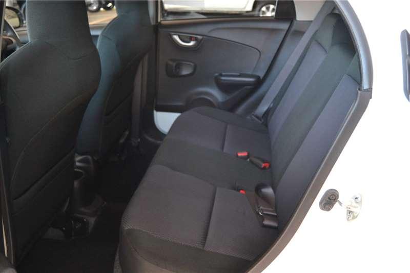 Honda Brio 1.2 Comfort 2016