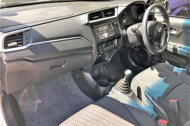Honda Brio 1.2 Comfort 2017