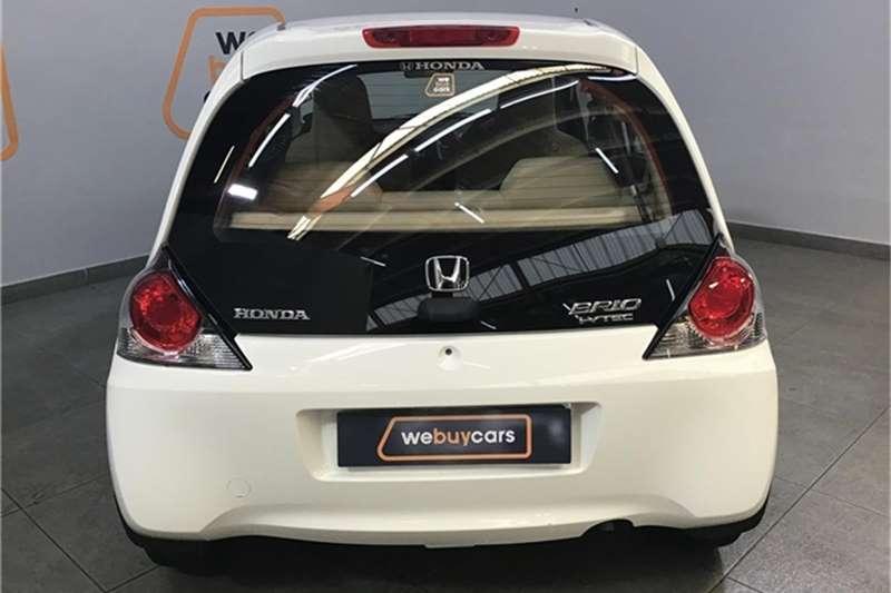Honda Brio 1.2 Comfort auto 2013