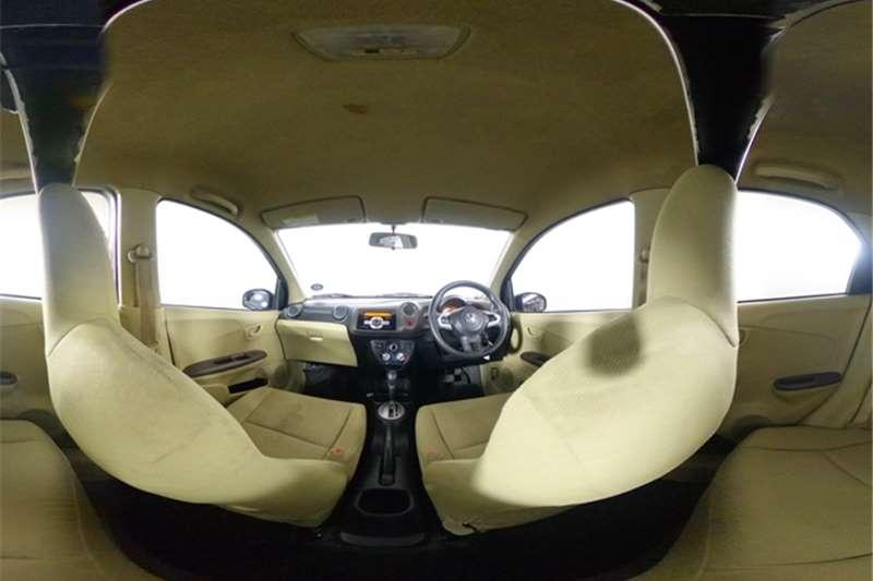 2013 Honda Brio Brio 1.2 Comfort auto