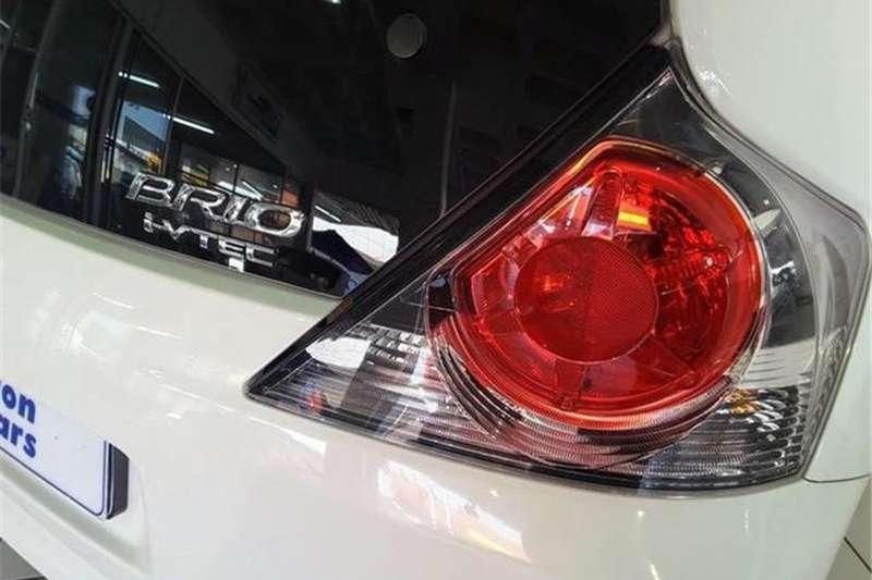 Honda Brio 1.2 Comfort auto 2014