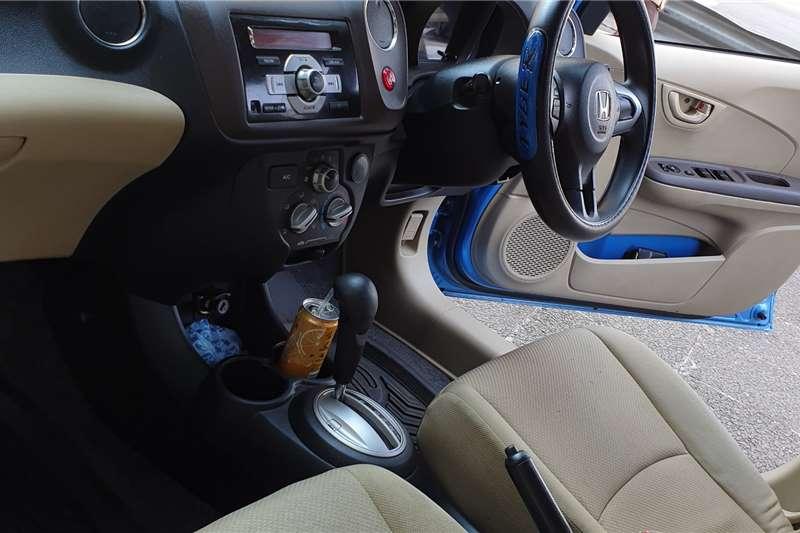 Used 2014 Honda Brio 1.2 Comfort auto