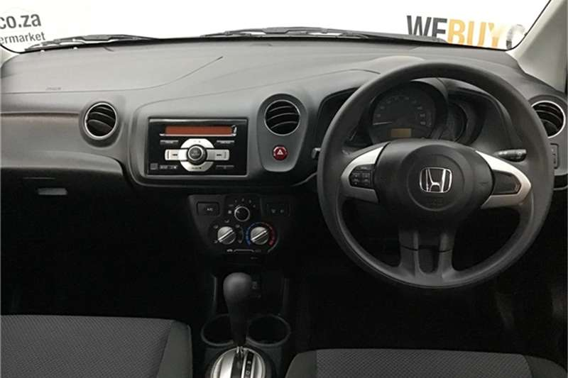 Honda Brio 1.2 Comfort auto 2015
