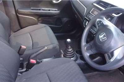 Used 2016 Honda Brio 1.2 Comfort auto