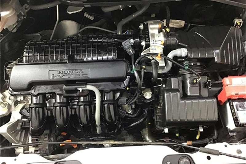 Honda Brio 1.2 Comfort auto 2017