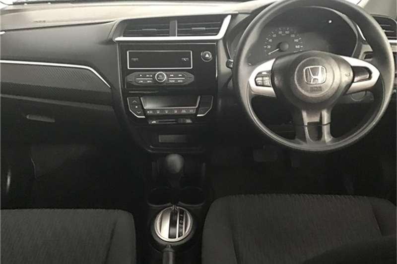 Honda Brio 1.2 Comfort auto 2018