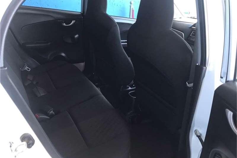 2018 Honda Brio Brio 1.2 Comfort auto