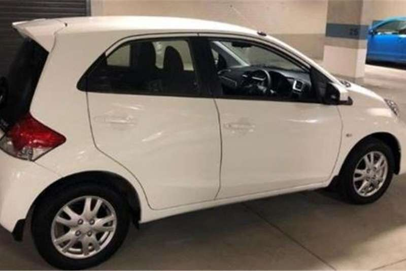 Honda Brio 1.2 Comfort auto 2019