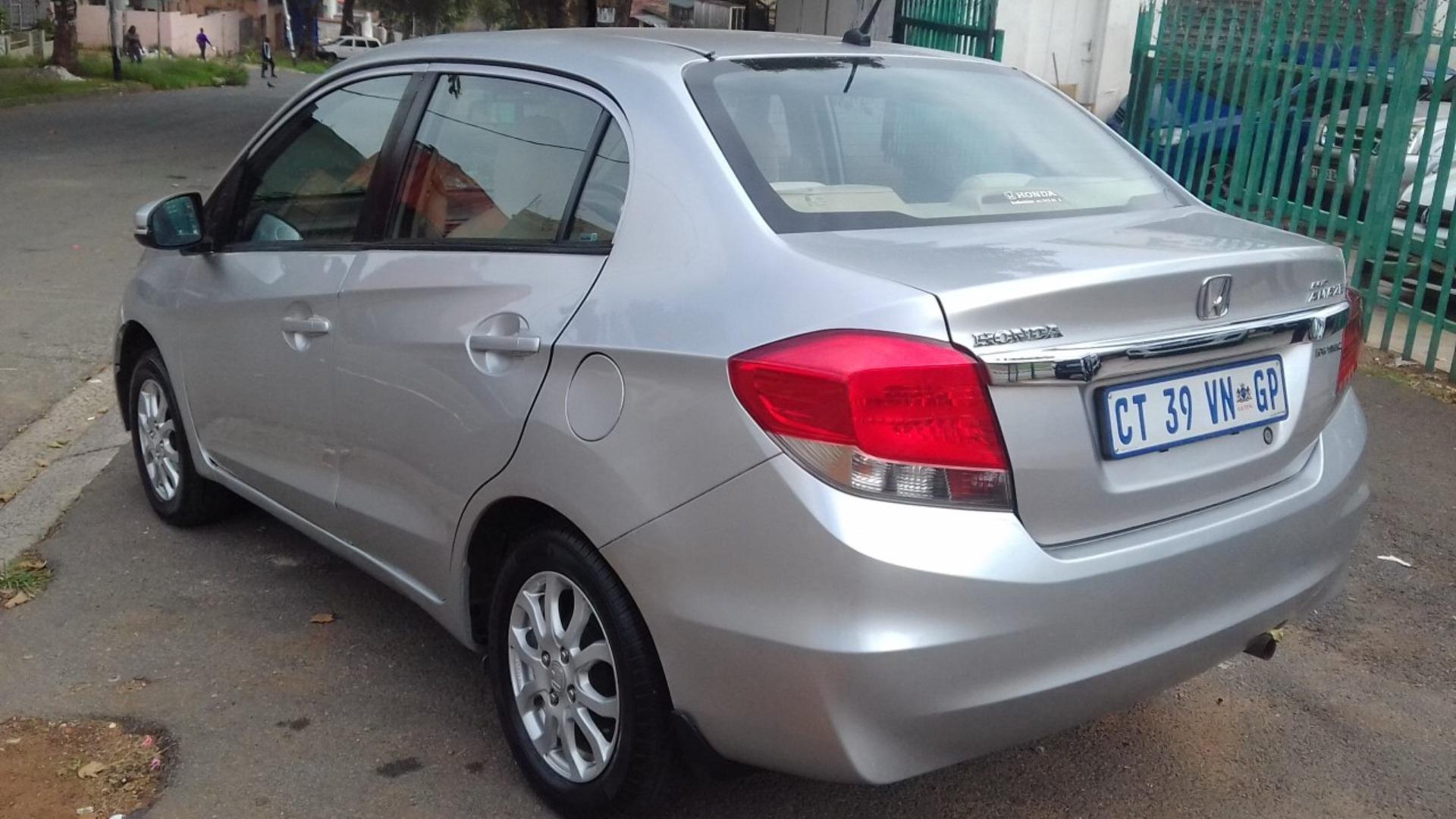 Honda Brio Amaze 1.2 Comfort for sale in Gauteng   Auto Mart