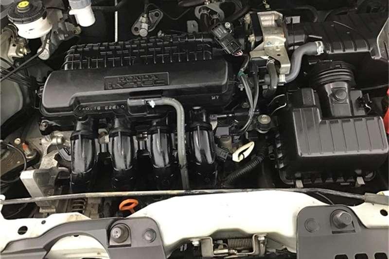 Honda Brio Amaze 1.2 Comfort 2014