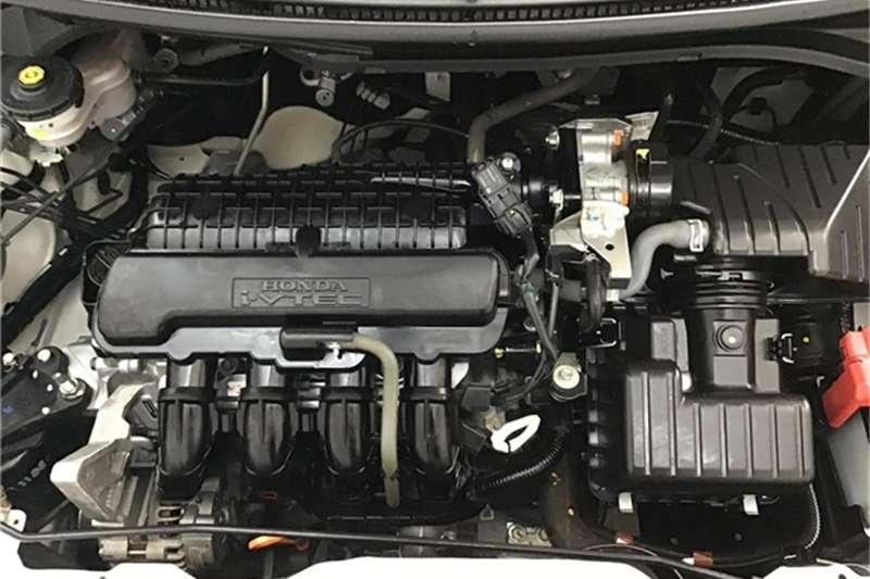 Honda Brio Amaze 1.2 Comfort 2016