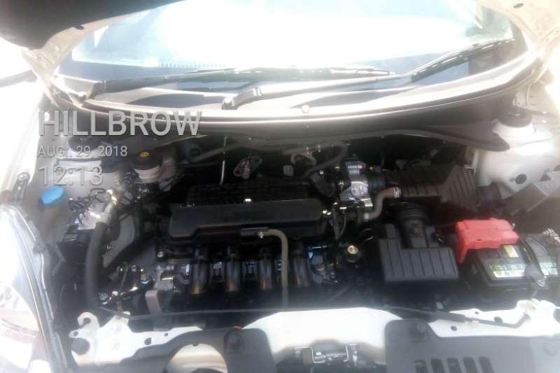 Honda Brio Amaze 1.2 Comfort 2018