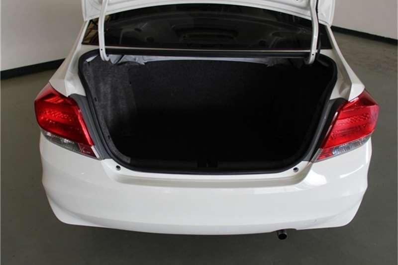 Honda Brio Amaze 1.2 Comfort auto 2013