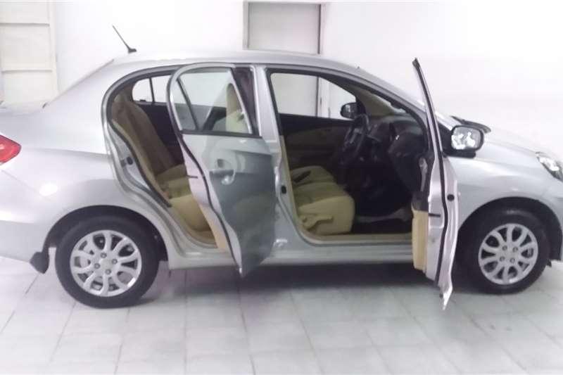 Honda Brio Amaze 1.2 Comfort auto 2014