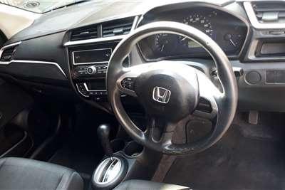 Honda Brio Amaze 1.2 Comfort auto 2016