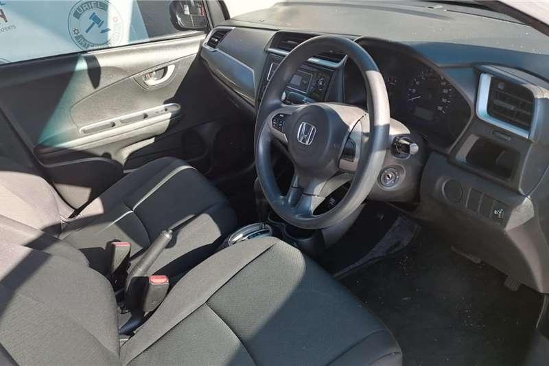 2017 Honda Brio Brio Amaze 1.2 Comfort auto