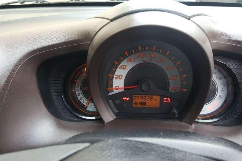 Honda Brio Amaze sedan 1.2 Comfort 2014