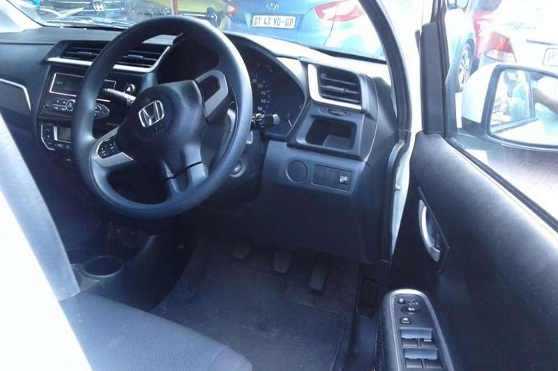Honda Brio Amaze sedan 1.2 Comfort 2018
