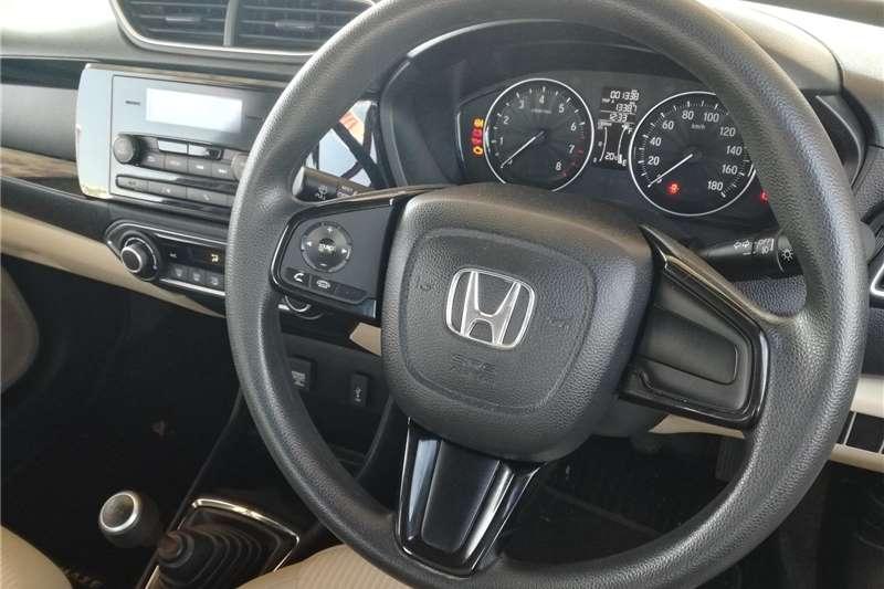 Used 2018 Honda Brio