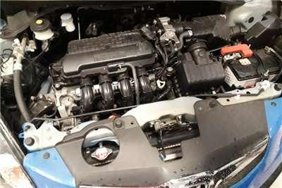 Honda Brio hatch 1.2 Trend 2014