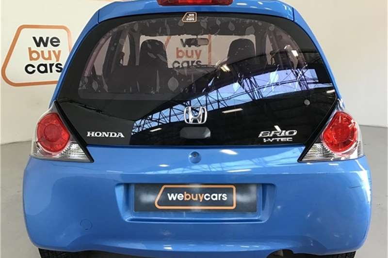 Honda Brio hatch 1.2 Trend 2015
