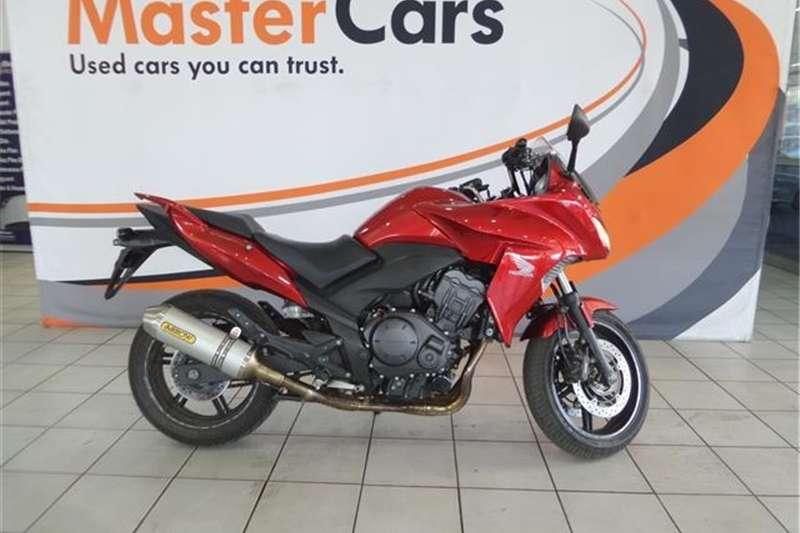 Honda CBF 1000F 2012