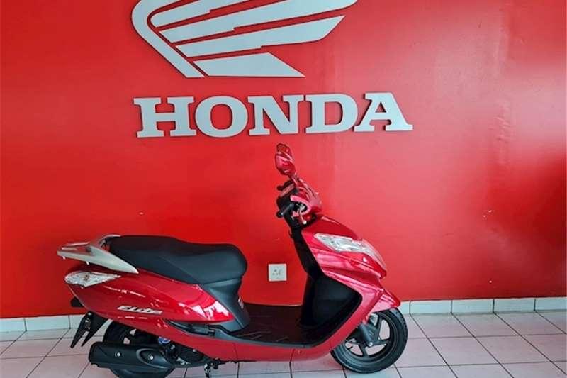 Honda CHA 125 (ELITE) 2020