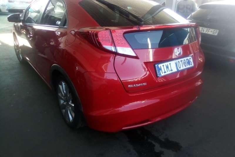 Honda Civic 1.6 2012