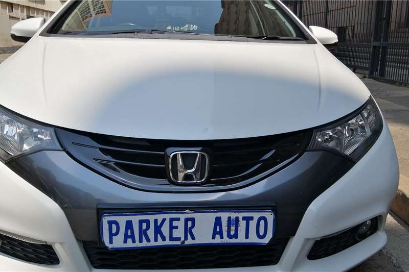 Honda Civic 1.8 2007