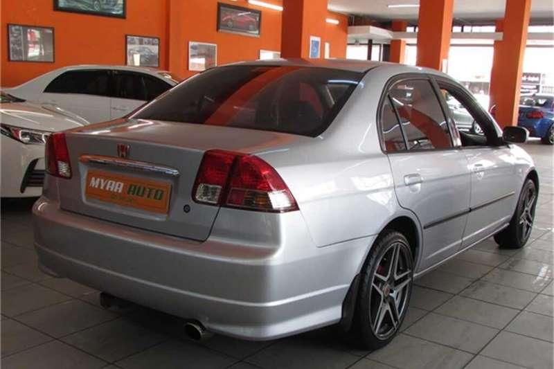 Honda Civic 150i 4 door 2005