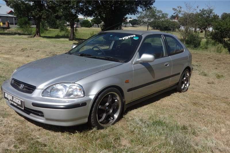 Honda Civic 150i 5 door 1997