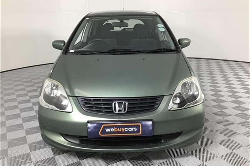 Honda Civic 150i 5 door 2004
