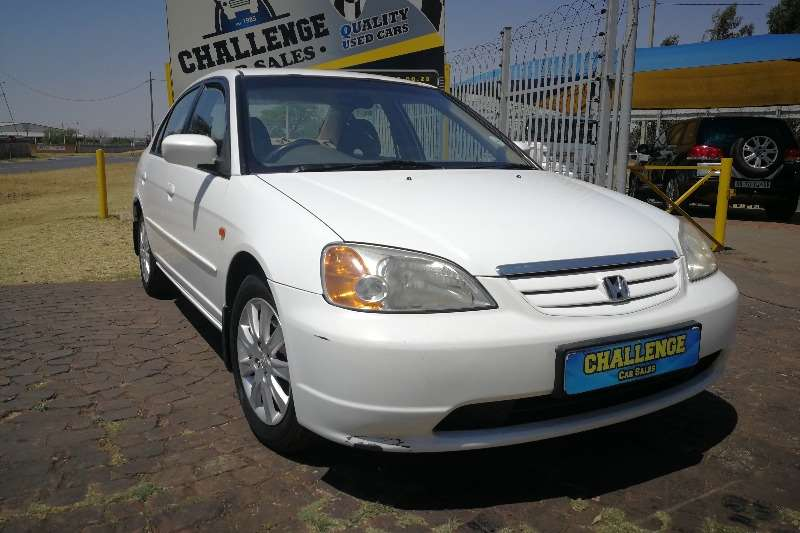 Honda Civic 170i 4 door 2002