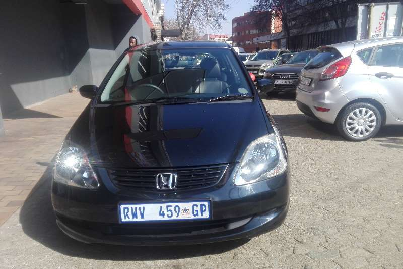 Honda Civic 170i 4 door 2004
