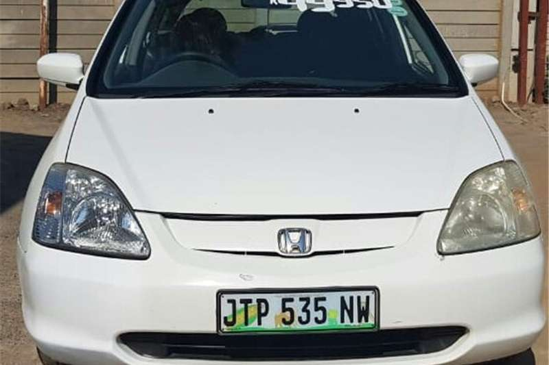 Honda Civic 170i 4 door automatic 2004