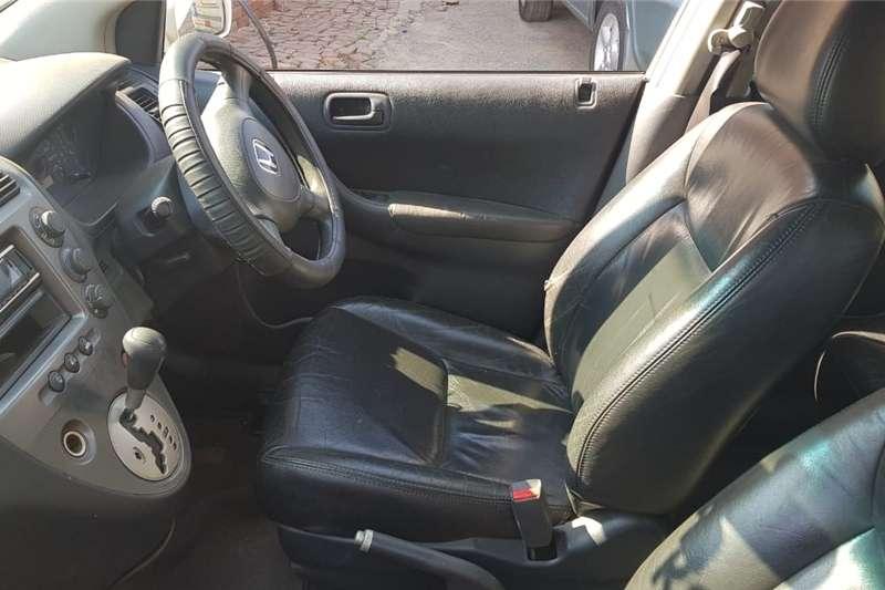 Honda Civic 170i 4 door automatic 2004