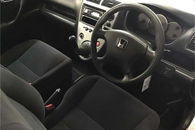 Honda Civic 170i 5 door 2005