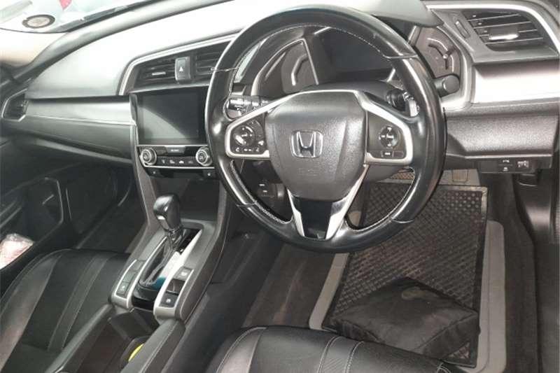 Used 2017 Honda Civic