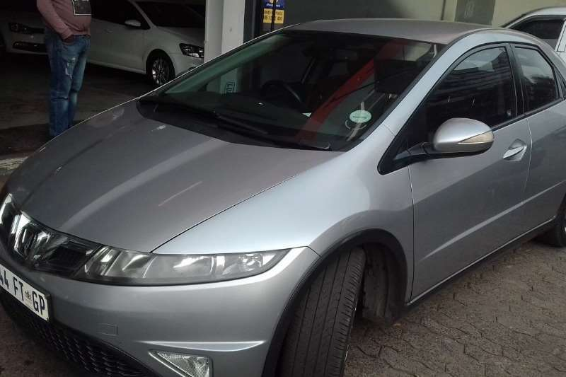 Honda Civic hatch 1.6i DTEC Executive 2013